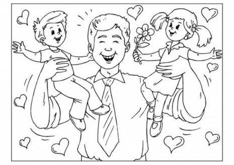 dibujos-para-colorear-feliz-dia-del-padre-dia-del-padre-25895