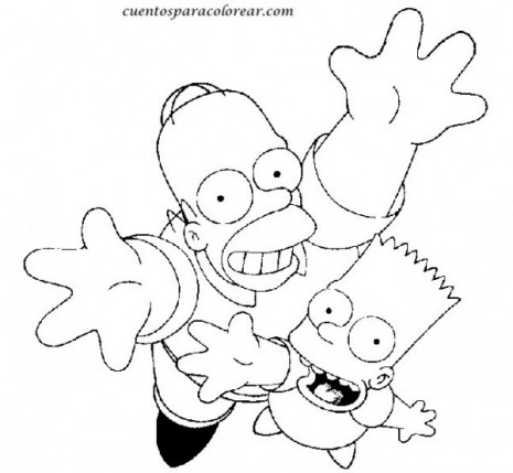 coloriage-simpsons-g-6
