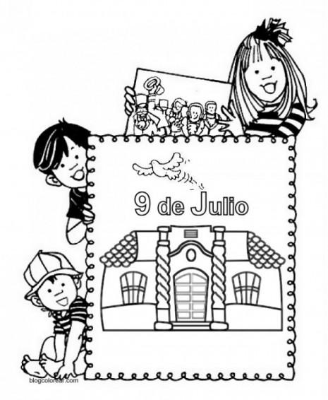 dibujos-del-9-de-julio-argentina-9-de-julio-1