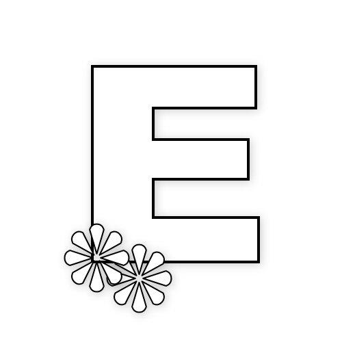 letras floreadas para pintar2
