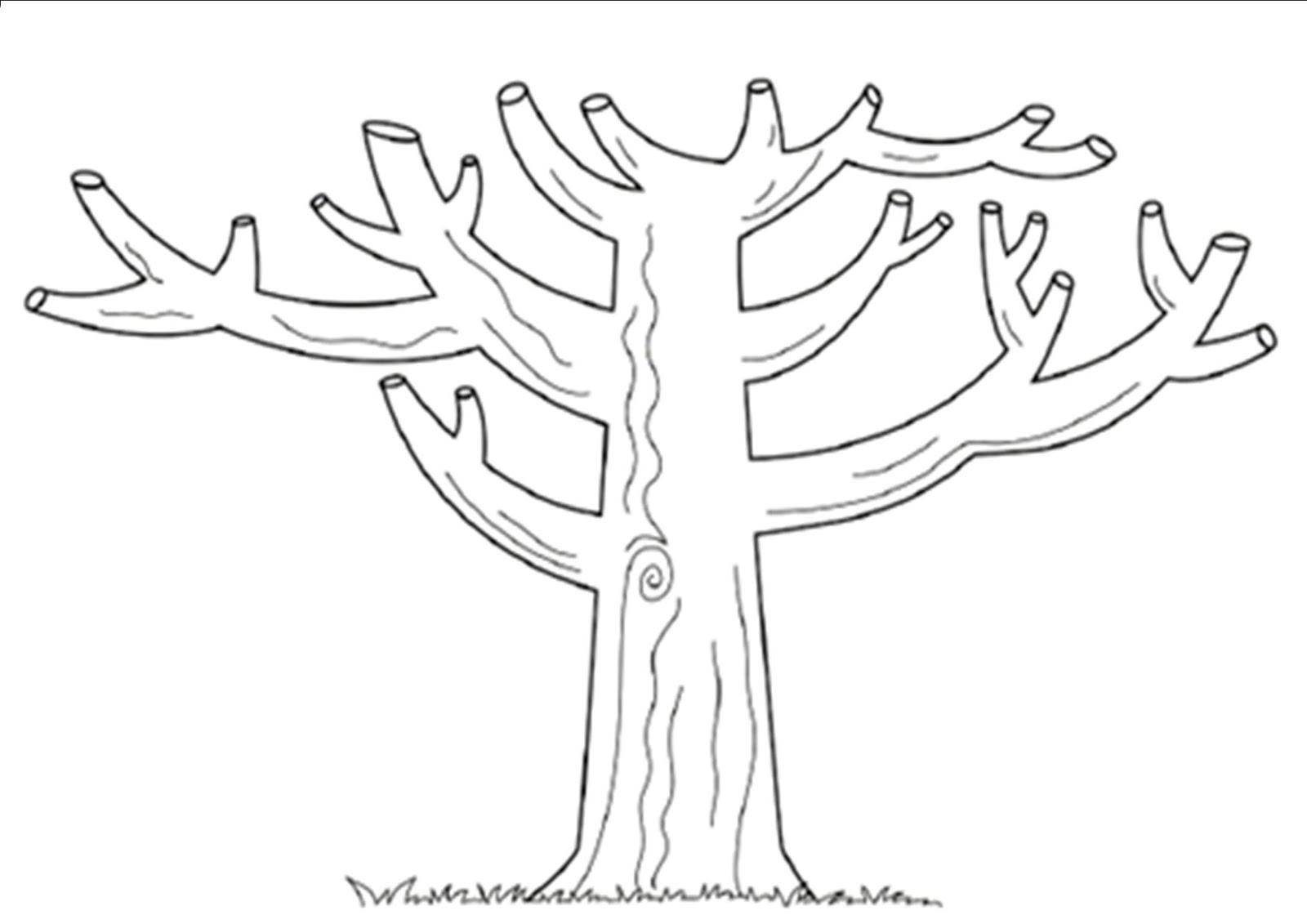 Arboles Arboles Pinterest Dibujos Google Dibujo Y Of Arbol Invierno ...