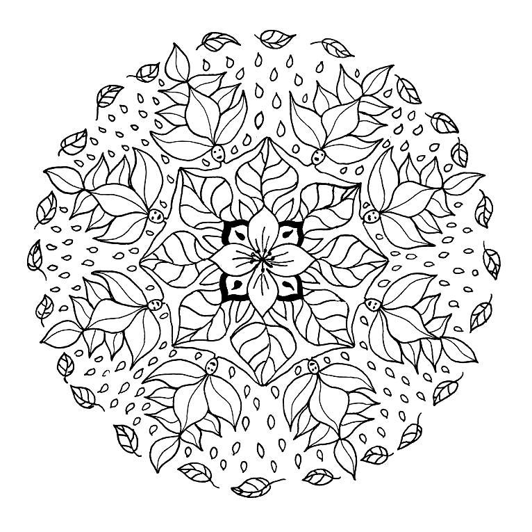 elfenmandala-der-blumenelfen
