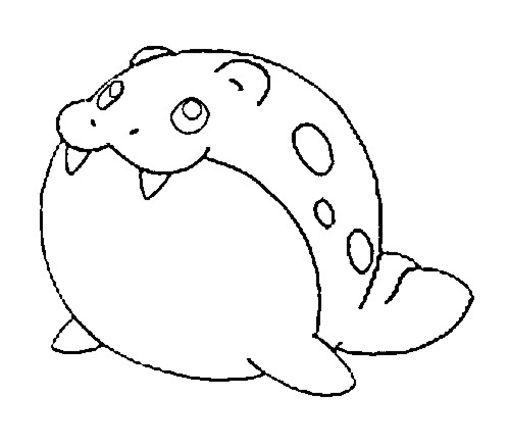 Pokemon Kleurplaten Snorlax Dibujos De Pok 233 Mon Para Imprimir Y Colorear Con Sus Amigos