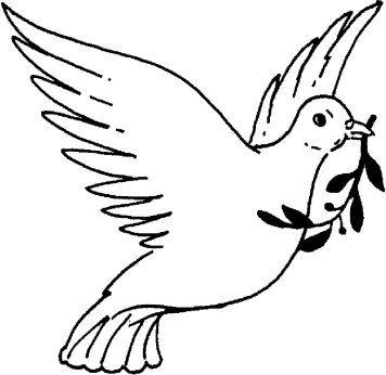 palomas-para-colorear