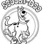 Dibujos de Scooby Doo para colorear