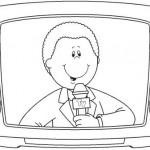 Día de la Televisión – para pintar