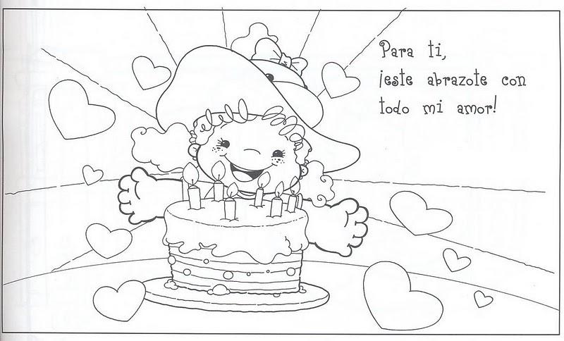 Invitaciones de Cumpleaños originales para imprimir y colorear ...