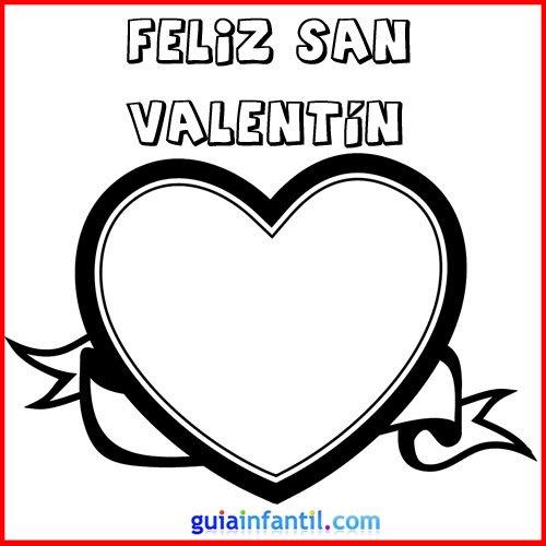 Atractivo Páginas Para Colorear Imprimibles De San Valentín Galería ...