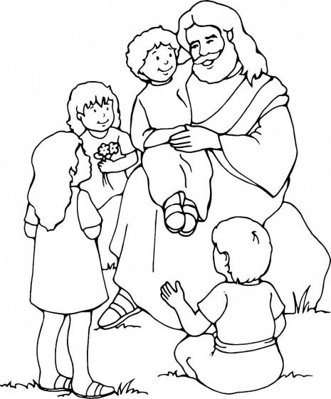 dibujos cristianos