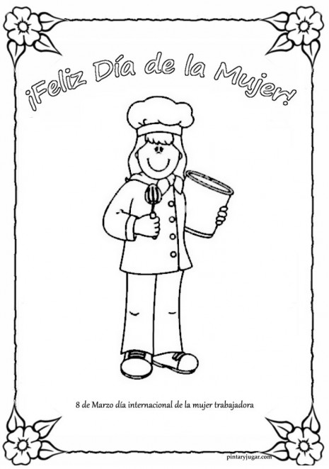 mujer trabajadora cocinera pintaryjugar 312 1 1 1 1 1[2]
