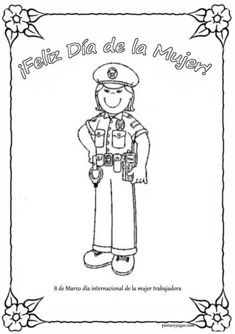 mujer trabajadora policia pintaryjugar 3 1[2]