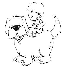 niñosjugandocon animales