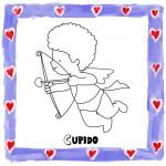 Dibujos para colorear y celebrar el Día de San Valentín