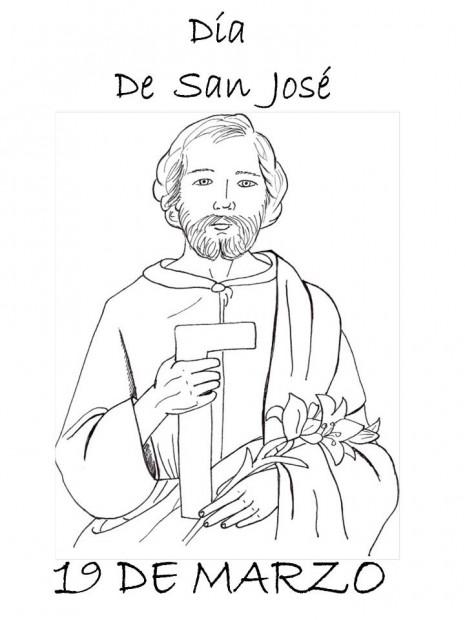 dia-de-san-jose-para-colorear-san-jose-19-de-marzo