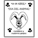 Dibujos del Día del Animal para imprimir y pintar