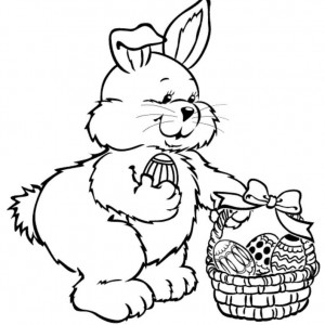 cute-bunny-colecting-easter-egg-coloring-pages-300x300