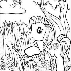 cute-little-pony-easter-egg-coloring-pages-300x300