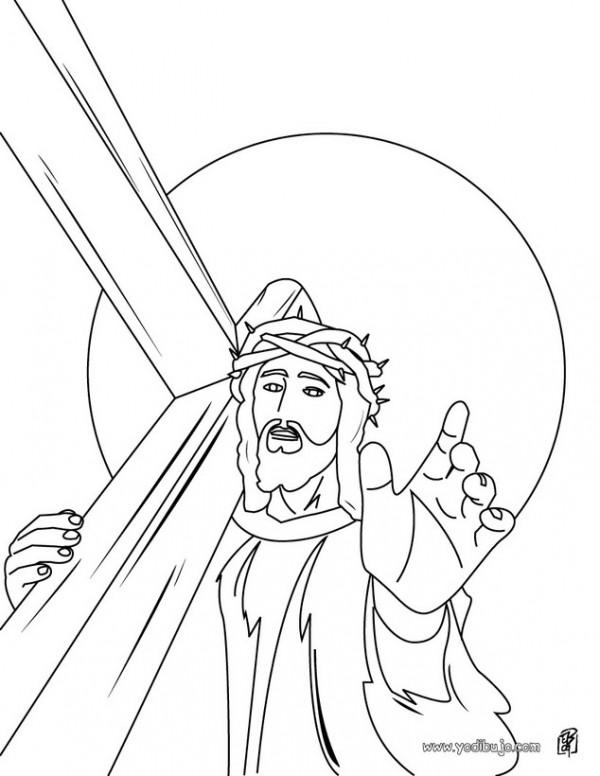 dibujo-para-colorear-jesus-coronado-de-espinas_alz