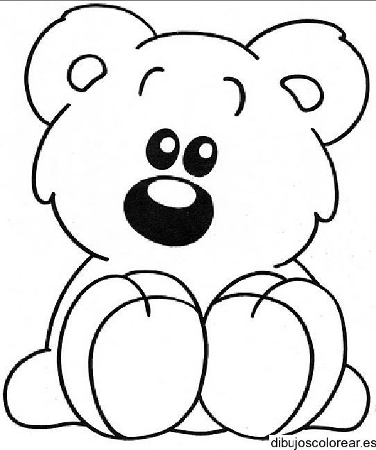 Dibujos para niños pequeños fáciles para pintar | Colorear ...