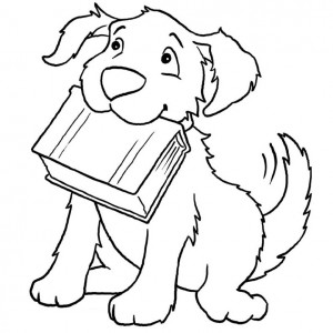 dog-with-book-coloring-pages-300x300 - copia