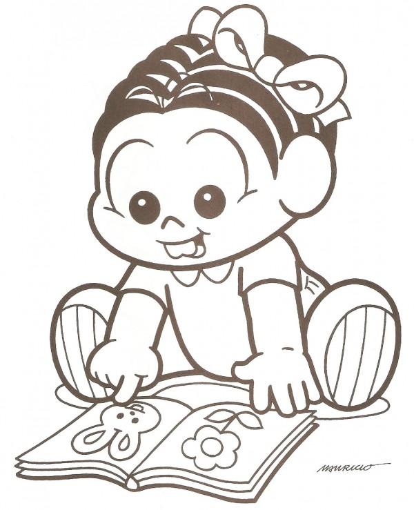 Dibujos para pintar y celebrar el Día Internacional del Libro ...