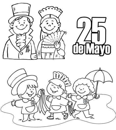 25+de+mayo-argentina+jugarycolorear