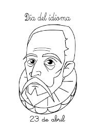 Miguel de Cervantes Saavedra para colorear pintar.jpg3