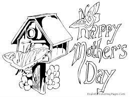 Happy Mother S Day Dibujos Para Imprimir Y Colorear En El