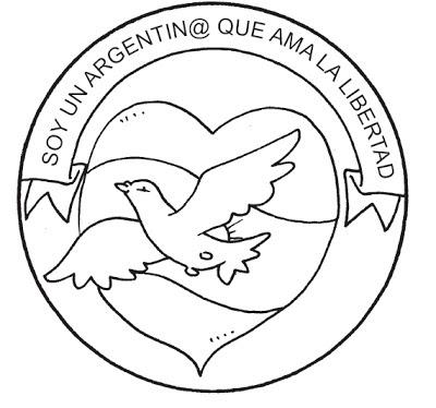 Tarjetas Y Distintivos Del Día De La Patria Para Imprimir Y