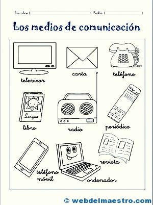 medios de comunicación social Inglés mamada