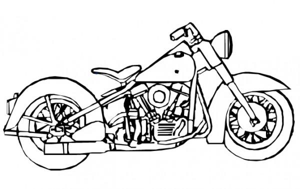 desenhos-radicais-para-colorir-moto