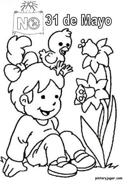 Día Mundial sin Tabaco – Dibujos para descargar, imprimir y pintar ...