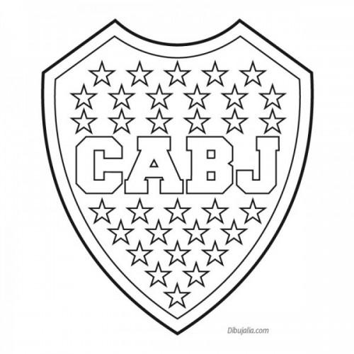 Escudos De Clubes Argentinos Para Imprimir Y Colorear Colorear Imágenes