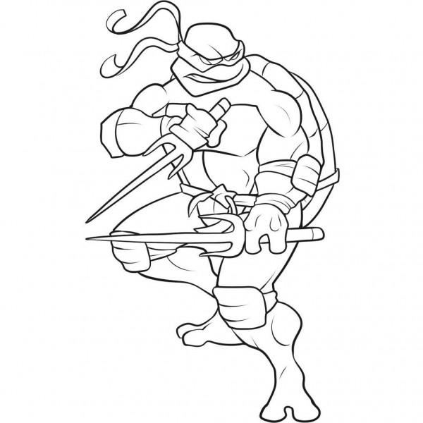 Dibujos Divertidos de las Tortugas