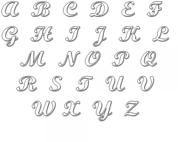Alfabeto-mayusculas