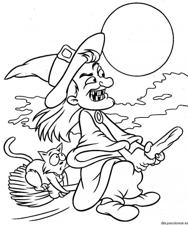 Dibujos-para-colorear-de-Halloween-4