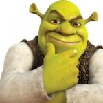 Imágenes para pintar de Shreck