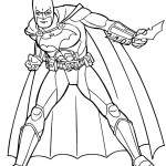Fotos de Batman para pintar