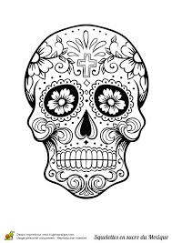 dibujos de calaveras mexicanas para imprimir y pintar. Black Bedroom Furniture Sets. Home Design Ideas