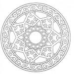 Mándalas para pintar: Mandalas para colorear en fechas especiales