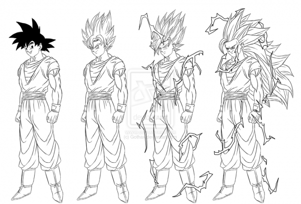 Dragon-Ball-Z-Para-Colorear