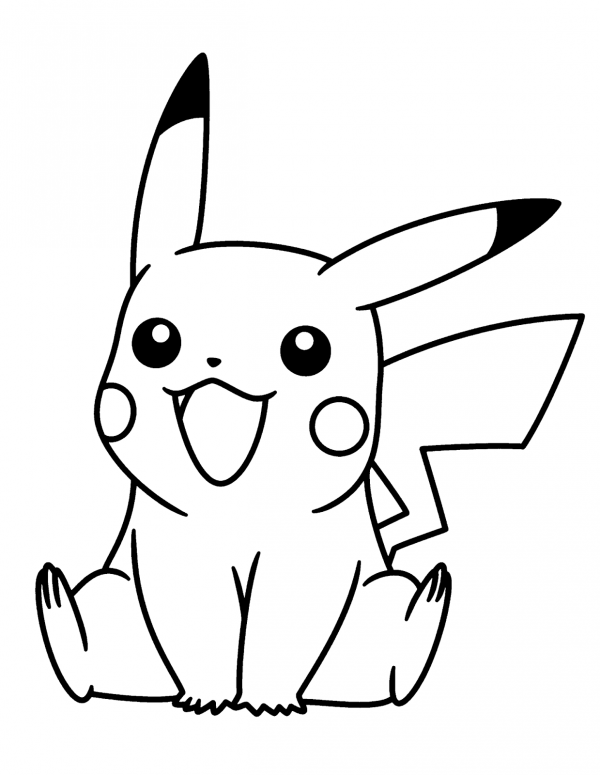 Im genes de pokemon para pintar colorear im genes - Dibujos originales para pintar ...