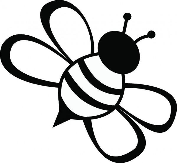 dibujos-para-colorear-de-abejas