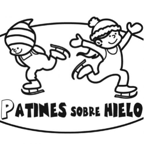 974-4-dibujo-para-pintar-de-patinaje-sobre-hielo