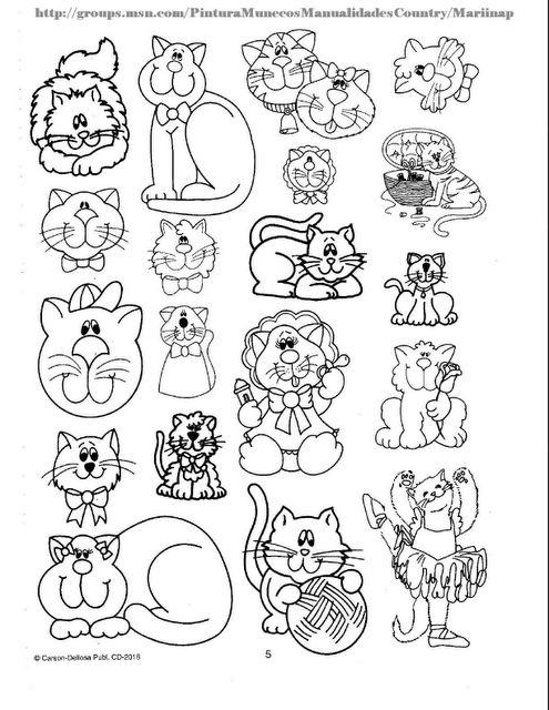 Dibujos Del Día Mundial De Los Animales Para Colorear Colorear