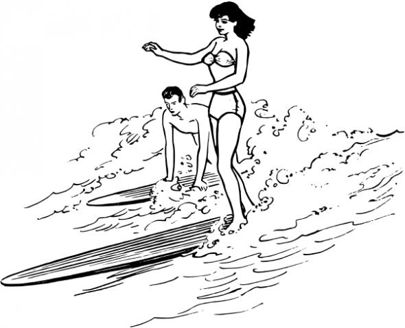dibujos-de-surf-para-colorear