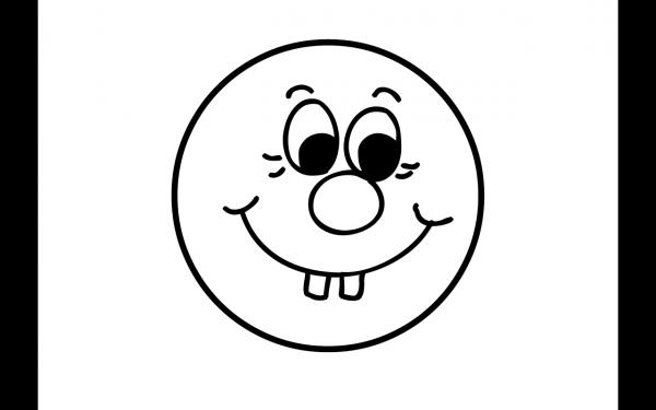 Caras Emoticones Para Colorear picture gallery
