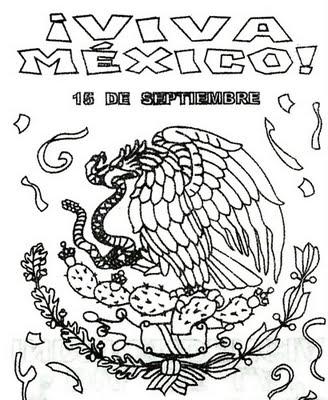 16 De Septiembre Dibujos De La Independencia De México Para