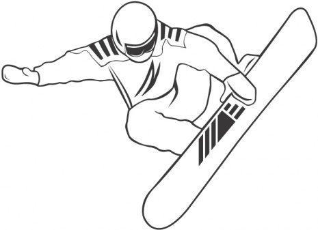snowboarding.-coloring-page