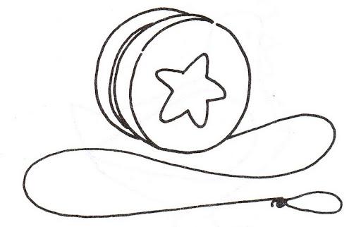 Imágenes De Yo-yo Para Colorear
